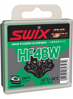 Swix High flour BW glider HF4BW -12°/-32°