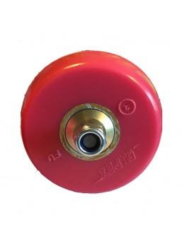 Fremtidens hjul - Elpex 40 mm fbaghjul (ROSA) Komplet