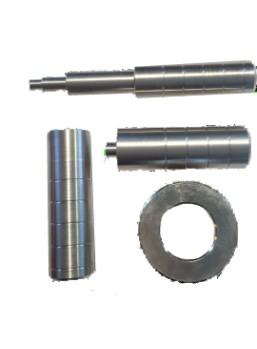 Værktøj til rulleskihjul 4 dele