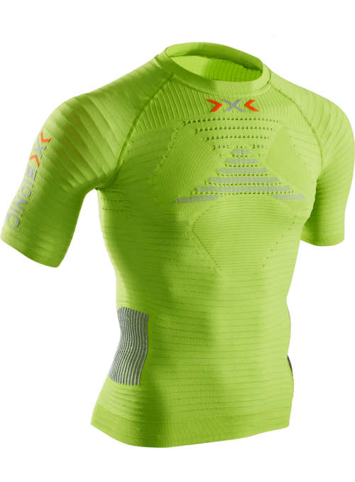 X- bionic Effektor Running Powershirt lime