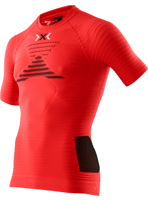 X-bionic Effektor Running Powershirt red