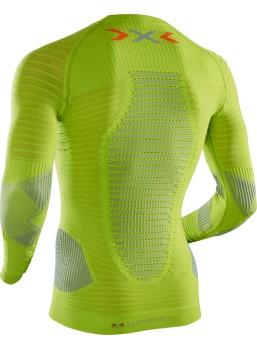 X-bionic EffektorPowershirt LS lime