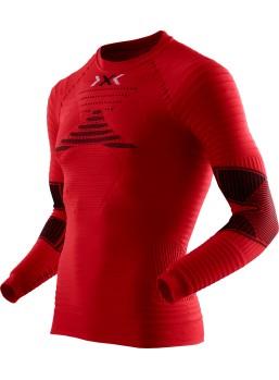 X-bionic EffektorPowershirt LS red