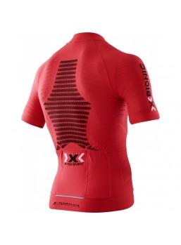 X-bionic Effektor cykeltrøje rød