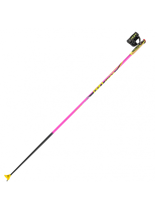 Leki Race Shark Pole Pink trigger