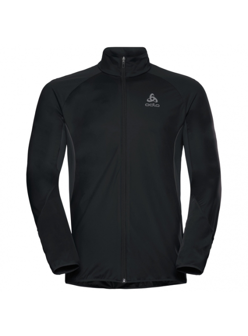 Odlo Zeroweight windproof warm - sort