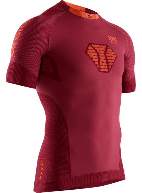 X-BIONIC4.0 RUN SPEED SHIRT rød