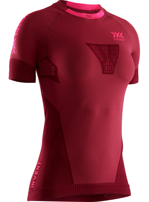 X-BIONIC4.0 RUN SPEED SHIRTrød WO