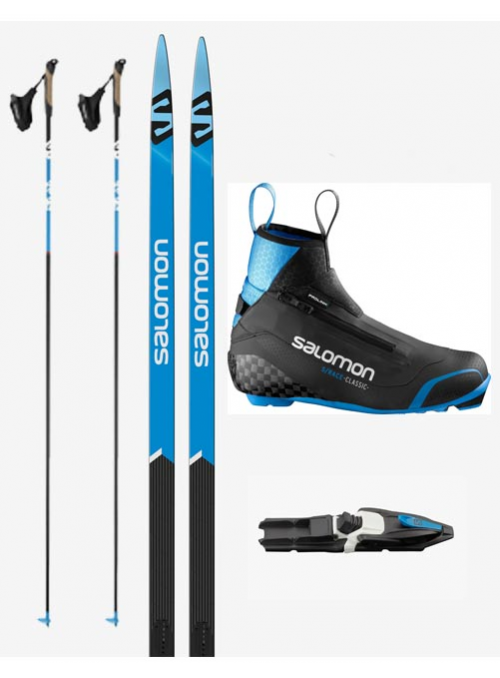 Salomon skipakke S/race