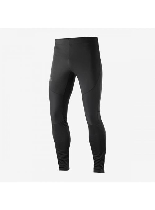 Salomon tights med windstop M