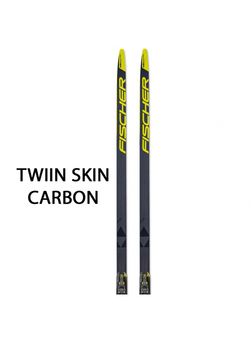 Fischer Twin Skin -Carbon IFP 19/20 model