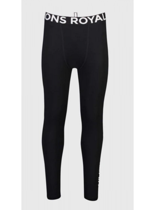 Mons Royale Double Barrel Legging Black