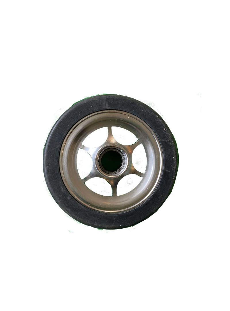 Elpex Off Road Whees front
