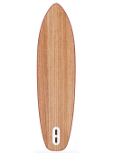 SUP Oukai 10''6 FREERIDE YELLOW LIne